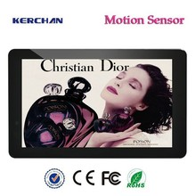 10 inch battery operated low price customized ad vehicle hot selling sexy video player (SAD1010N)