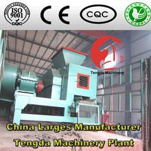 High Technology Coal Dust Briquettes Making Machine / Briquette Making Machine
