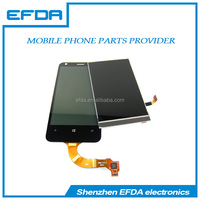 Hot sales lcd touch panel for Nokia Lumia 620 N620 screen panel touch digitizer with lcd assembly