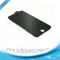 micro phone lcd touch screen for iphone 5 , for iphone 5 lcd display