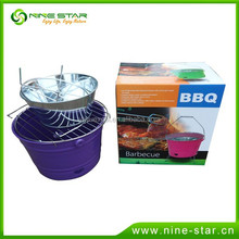 Hot selling small portable charcoal bbq grill