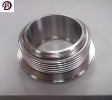 Big diameter mechanical seal bellows assembly