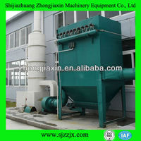 Pulse Bag Filters Smoke Dust Handling Equipment