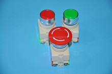 elevator parts push button switch emergency stop mushroom button