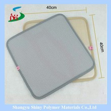 polyester 3D chair pad,thin chair pads,air flow seat cushion