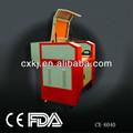 CX6040 el mini precio de la máquina de corte por láser
