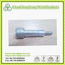 Alibaba china supplier made A grade aluminum gopro screw sems hand screw