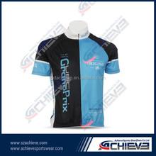 wholesale sublimation team cycling uniform wear lycra cycling jersey