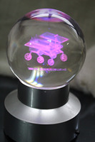 2015 new LED light fashion piezoelectric crystal