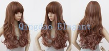 Grade 5A unprocessed Brazilain virgin remy human hair pre-bonded extensions I tip in body wave natural color