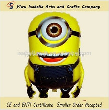 big cartoon inflatable despicable me, fly Minion balloons