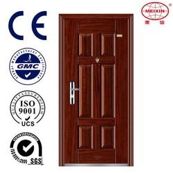 High Quality American Steel Door Metal Door Security Steel Door