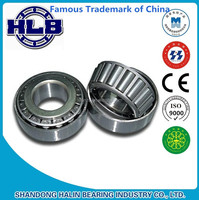 famous brand inch taper roller bearing with low price international