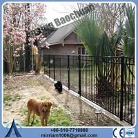galvanized steel wire netting steel fence