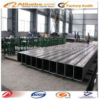 alibaba China, ASTM A500 structural rectangular hollow tube