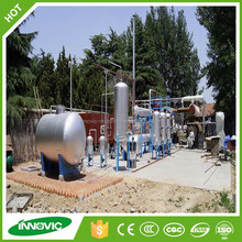 Used Tyre To Oil Purification Machine For Sale