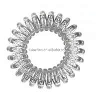 bikini gift plastic hair bands hair elastic band beauty salon accessories