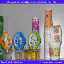 Superior Quality PE/PET/AL/VMPET/PP/IDPE Easy Peelable Lidding Film