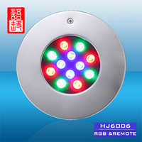 Yutong Embedded LED Swimming Pool Light, LED Water Light