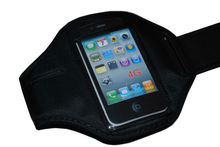 for apple iphone 4s sport armband case