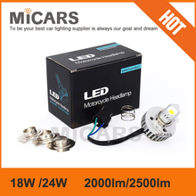 NEW more brighter led motorcycle head light M3 M3C M2