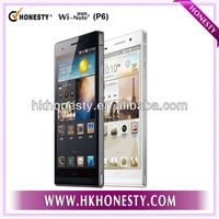 Latest 6inch MT6589T FHD Smartphone