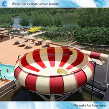 Used Water Park Slides of Amusement Rides for Water Park(HT-32)