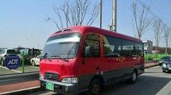 used car Hyundai COUNTY bus 25 seats