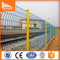 Best sale British V3 mesh fencing, 3D Building Garden Partition Fence, Folded Wire Mesh Panel