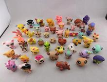 "2.4"" Littlest Pet Shop Animals Figures Toy little pet figures LPS gift"