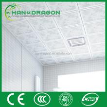 safe aluminum ceiling tile/health false ceiling tiles