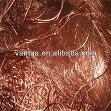 Factory!millberry copper scrap 99.99% for sale with SGS