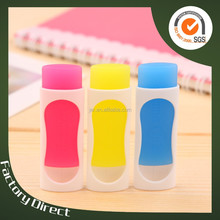 funny and shaped erasable pen eraser