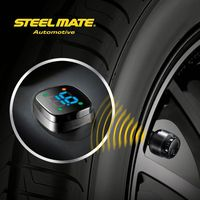 2015 Steelmate TP-76B car led Wireless DIY tpms astra diagnostic tool,waterproof pressure sensor,taipei motorcycles