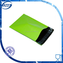 Wholesales plastic colorful self sealing poly mailers shipping envelope bags for shipping