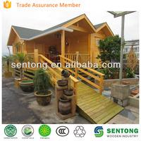 cheap prefab wood house