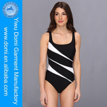 Mix Color Helix One Piece Beach Cover Up Swimwear / Picture Woman Usa Sex Sex Swimsuit