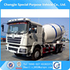 Shaanxi 6*4 concrete mixer truck price made in china concrete truck mixer price