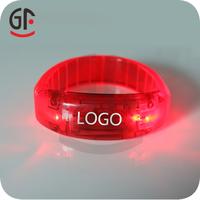 Best Event Celebration Items CE,RoHS Approved Good Colour Fashion Led Bracelets