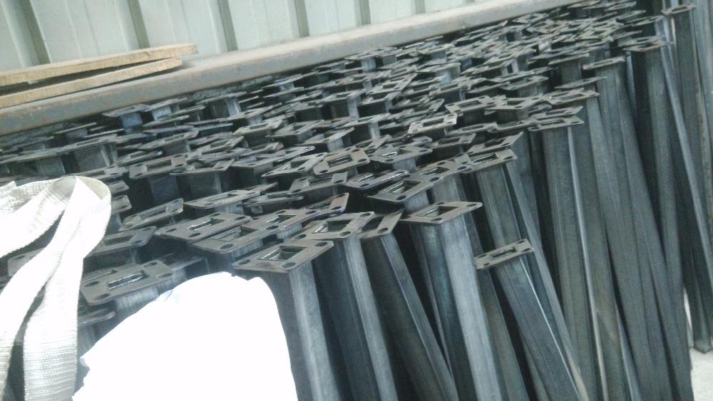 Bv certification usine acier cl ture carr messages pour for Piscine acier carre