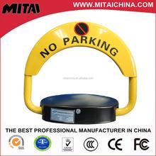 Steel Rolling Mechanical Steering Lock For Car In Dubai Uae Parking Lot