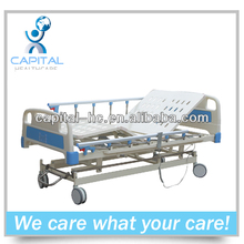 CP-E854 latest electric five function medical bed designs