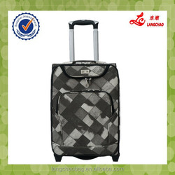 New Fashional PU Designer Bag Travel Luggage for woman Tiger Grain Suitcase