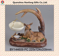 Animal Decorative Polyresin Oil Burner
