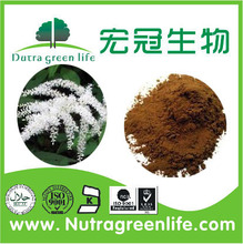 Top herbal Black Cohosh Extract Triterpenoid saponis 2.5%, Supplier 2.5% huir Natural Powdered Black Cohosh Extract