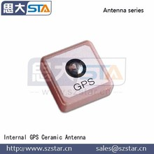 High quality Mini GPS ceramic Embedded Antennas internal GPS antenna