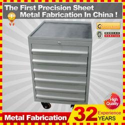 Professional Custom Aluminum tool box for truck