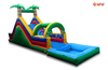 Super Quality Inflatable MultiColor Tropical Slide with Pool