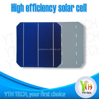 Alibaba good china manufacture sell Monocrystalline solar cell for Solar power sola New energy parts