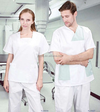 2015 High quality Doctor coats Medical Uniforms Medical scrubs